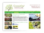 GREEN VIEW GARDEN CARE