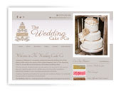 WEDDING CAKE CO